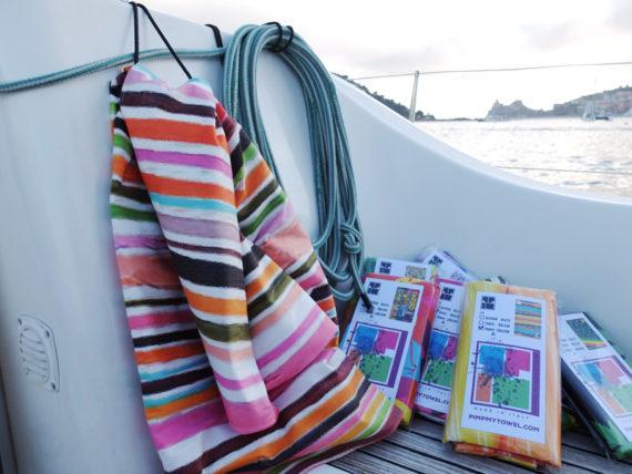 Sailing in Portovenere