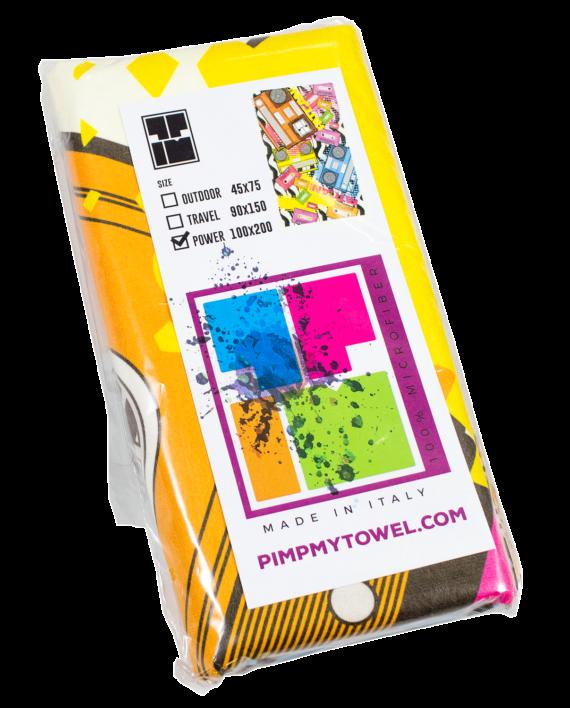 Cassette – pimp my towel