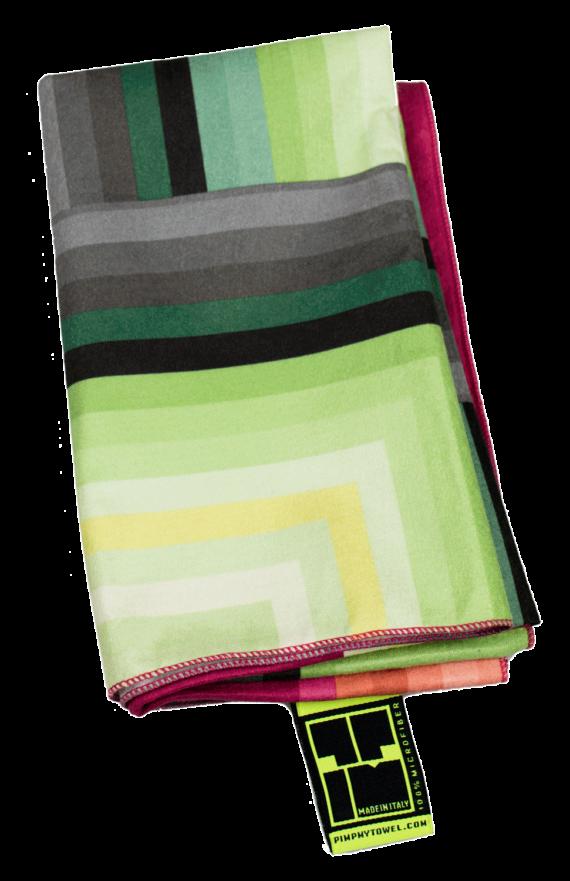 geometric – pimp my towel