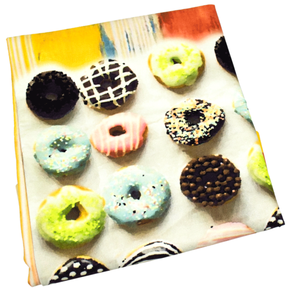 donuts – pimp my towel