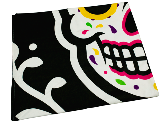 Los muertos – pimp my towel