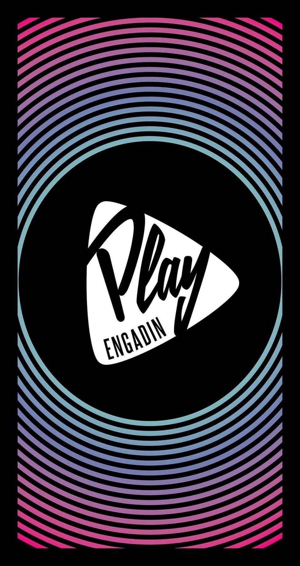 Play Engadin -Telo in microfibra DrySecc leggero e performante.