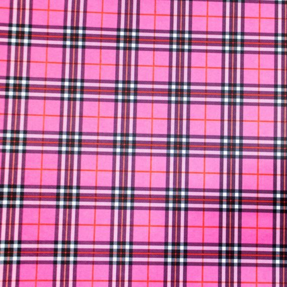 Punk Tartan – Personalized Microfiber Towel – PIMP MY TOWEL