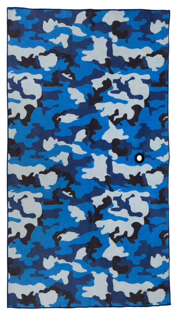 bluecamo tactical towel