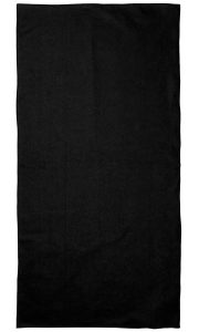 BLACK – microfiber towel DrySecc solid color