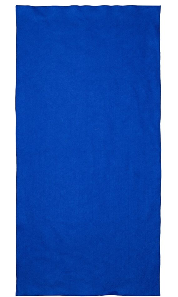 COBALT – blue microfiber towel solid color
