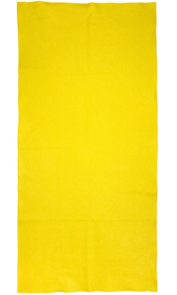CYBER YELLOW – microfiber towel solid color