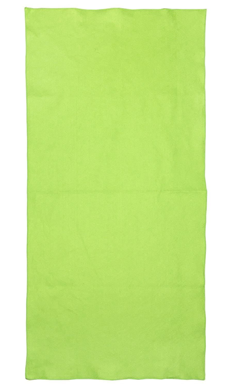 GREENERY – teli ed asciugamani in microfbra DrySecc leggeri e che asciugano