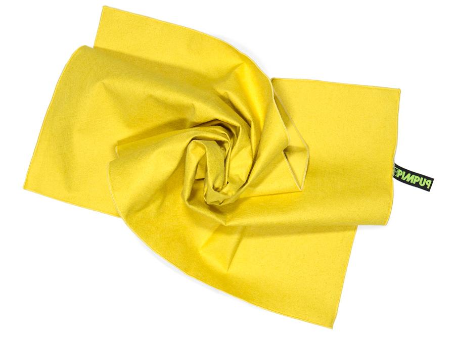 CyberYellow Microfiber DrySecc towel