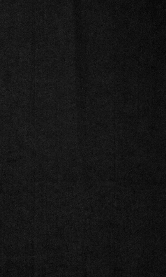 BLACK solid color microfiber towel